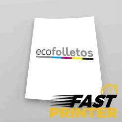 Carteles Fast printer