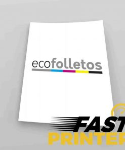 Carteles Fast printer
