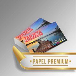 Tarjetas Premium
