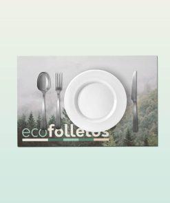 Manteles ecológicos